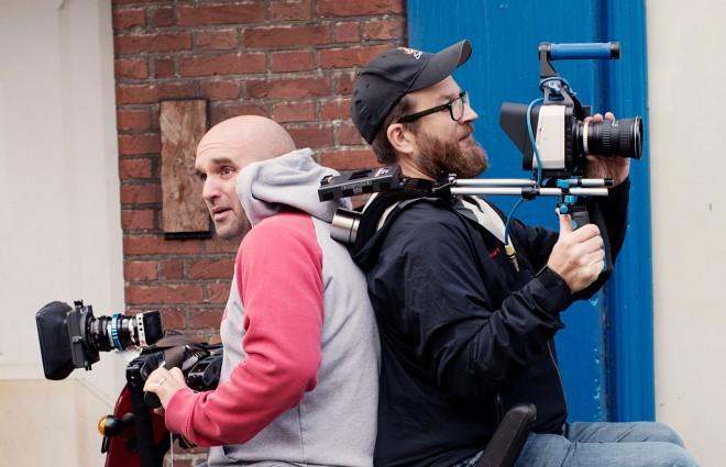 Shane Meadows dreht mit der Blackmagic Pocket Cinema (Foto von eoshd.com)
