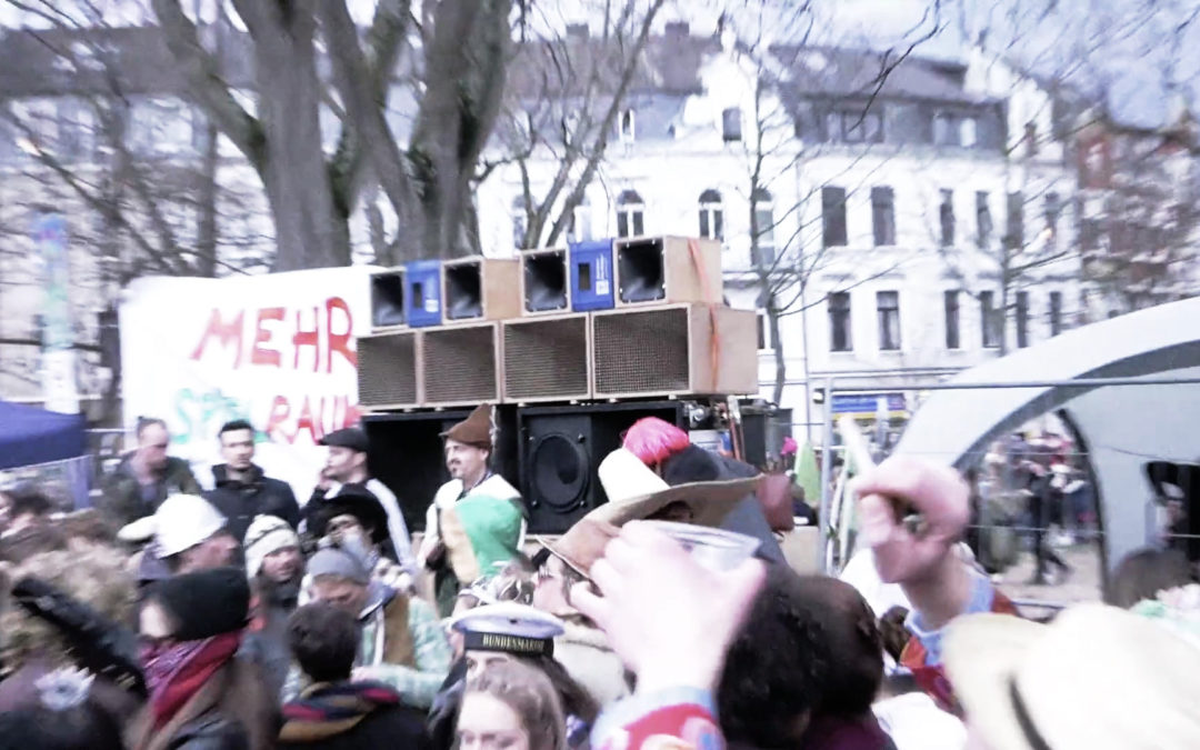 D'r Sound kütt auch 2017 wieder – Alternativer Karneval in Bonn